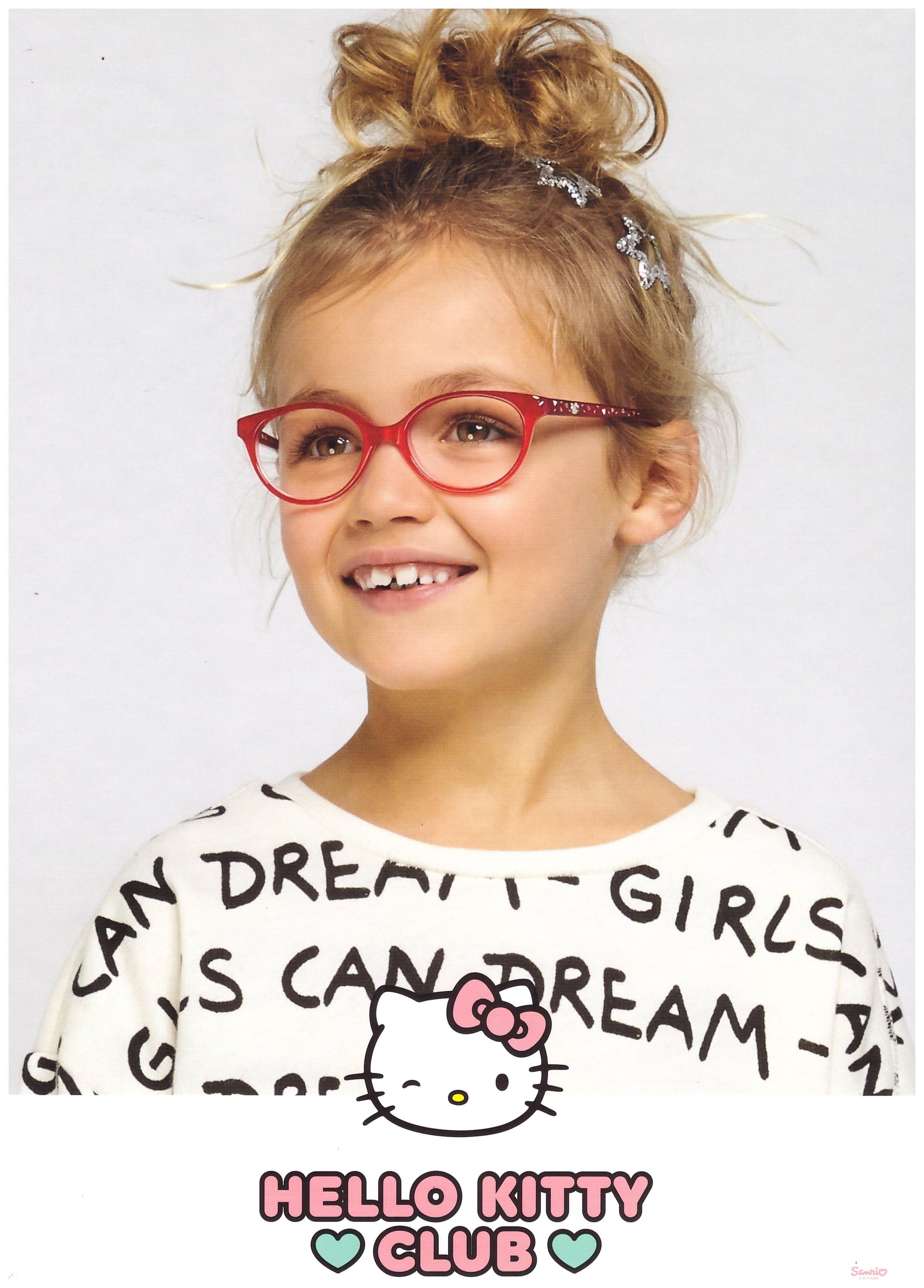 b7e81d85a5 Nueva colección de gafas para niña. Gafas cómodas y de todas las tallas.  Todos los modelos tienen algún detalle original de Kitty que las  caracteriza, ...